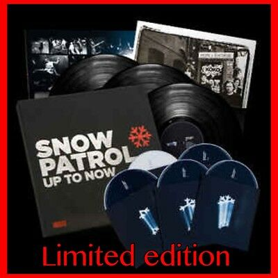 Snow Patrol Up To Now Limited Edition Boxset - Brand New And Sealed