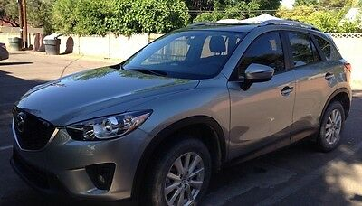 2015 Mazda Mazda3 Touring 2015 Mazda CX-5 Touring with moon roof and Bose speakers