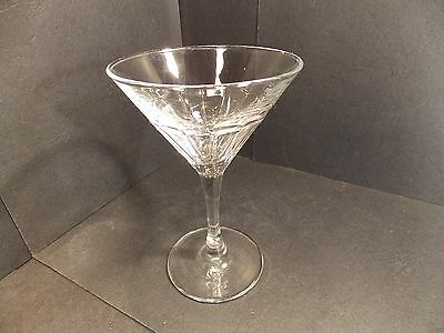 Cocktail glass 15cm tall