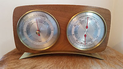 Vintage Taylor Storm Guide Barometer, Temp and Humidity