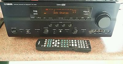 Home theatre YAMAHA RX-V663 HDMI Av receiver 7.1 with phono input, PICK UP ONLY