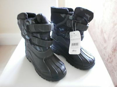 Job Lot Parcel- 20 New Pairs Of Boys Ex-Mothercare High Street Store Boots