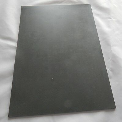 2.3mm Laserable Rubber Sheets - Low Odour, for Laser Stamp Making etc ACETOYS