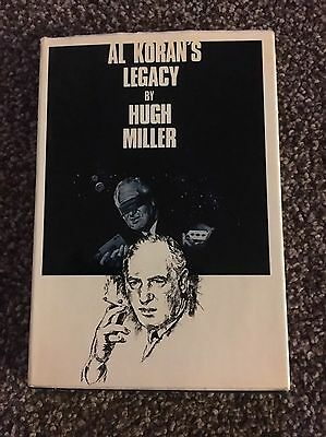 Al Korans Legacy, Mentalism And Magic Book, Hugh Miller, 1972