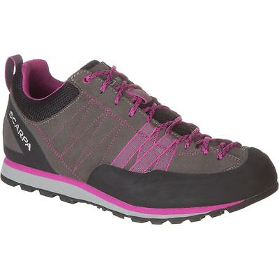 SCARPA Crux Womens Approach Shoe Climbing Trekking Walking Ladies Trainer 8 NEW