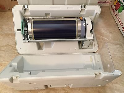Riso RZ Duplicator Drum - Ledger size 11 x 17 - Lake Blue S-4620 - with CASE