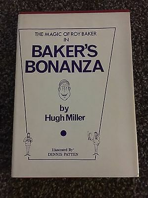 Bakers Bonanza, Magic Book, Hugh Miller