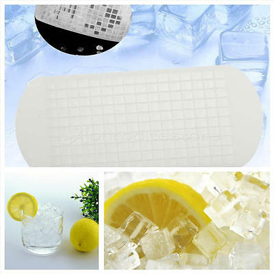 High Quality 100% Food Grade Silicone Ice Cube Tray with 160 Perfect Mini Cubes