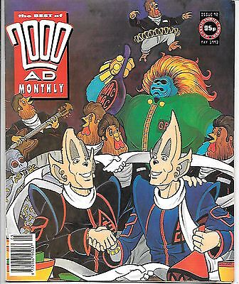 Best of 2000 AD Monthly #92 (1993) Ace Trucking Company