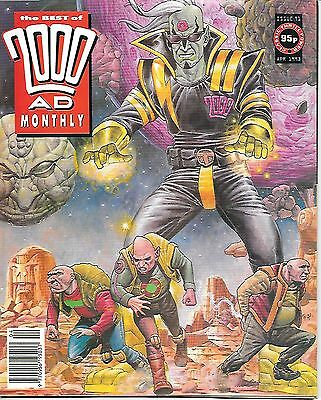 """Best of 2000 AD Monthly #91 (1993) Pete Milligan's """"The Dead"""""""