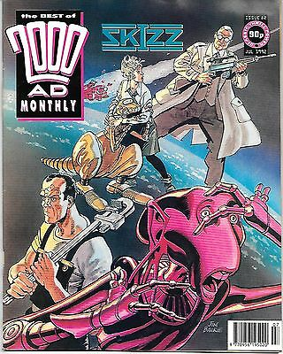 Best of 2000 AD Monthly #82 (1992) Alan Moore's Skizz (Part 1 of 2)