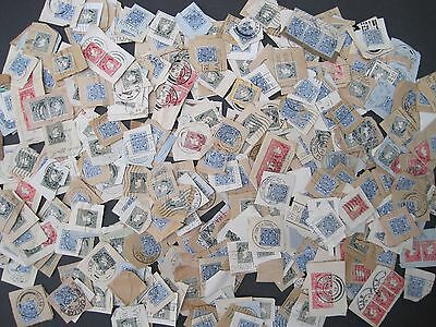 Ireland Eire. Collection/Kiloware/Cancellations 50's 60's 300 stamps estimated