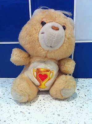 Vintage  Care Bear Champ from 1985