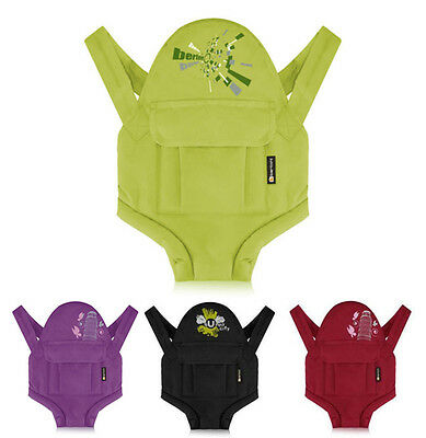 LORELLI BABY CARRIER backpack children infant wrap safety sling front boy girl