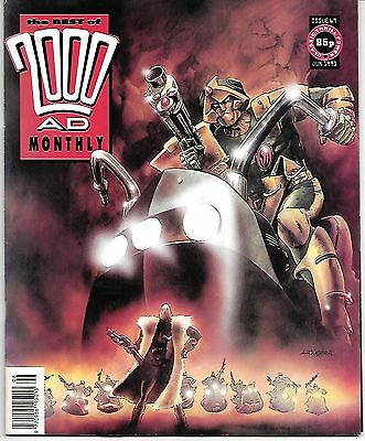"""Best of 2000 AD Monthly #69 (1991) Strontium Dog """"Max Bubba"""" (Part 2 of 2)"""