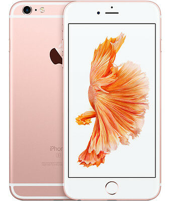 A239412 Smartphone Apple iPhone 6S PLUS 128GB ROSE GOLD APOELECTRONICS