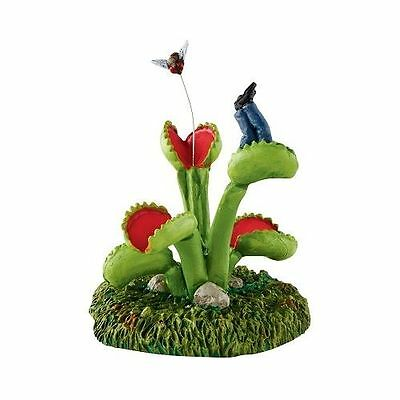 "Department 56 Halloween ""CREEPY CREATURES VENUS FLY TRAP"" New 2016 FREE SHIP"