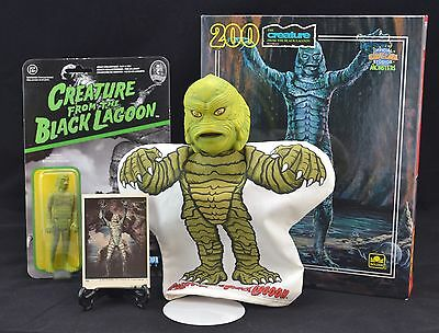 Creature From The Black Lagoon Monster Lot Puppet Puzzle ReAction Figure Funko +