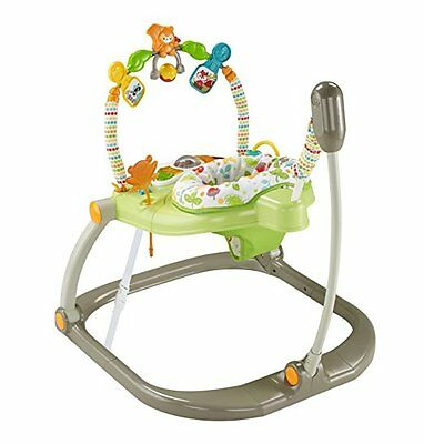 Fisher-Price Space Saver Jumperoo, Woodland Friends