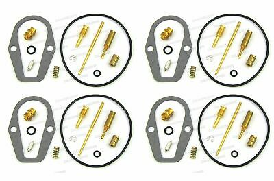 4 X CB550 Carburetor Carb Rebuild Repair Kit for Honda CB550F CB550K 1974-1976