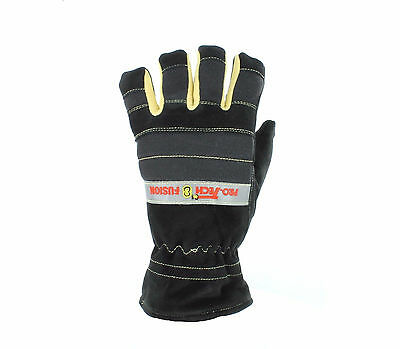 Pro-Tech 8 Fusion Short Cuff Structural Firefighter Gloves (X-Large)