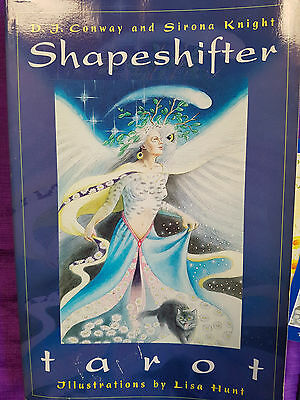 The Shapechanger Tarot - cards and book