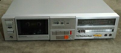 Sony TC-FX5C Cassette Deck with Dolby Sound