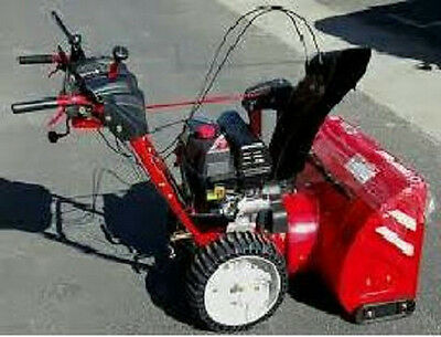 Troy-Bilt Storm 2420 208cc 4-cycle Electric Start Two-Stage Snow Blower