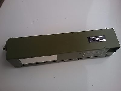 Rockwell Collins PRC-515  RU20 empty battery case