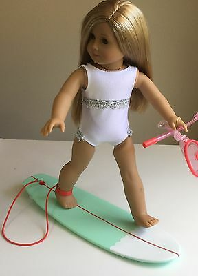 """Fit American Girl Or Our Generation 18"""" Doll Clothes. Bathers Only"""