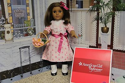 "American Girl Samantha ""Flower-Picking Set"" -  Limited Edition - COMPLETE - NIB"