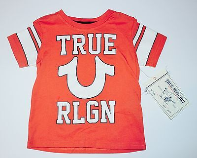 Boys True Religion T-shirt 24 months Baby Boys Tee New with tags $35