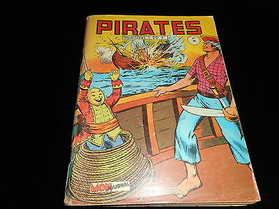 Pirates 28  Editions Mon Journal novembre 1967