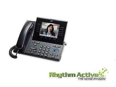 Cisco Systems Cp-9951 Uc Phone Business Wall Mountable Telephone System Ip Call