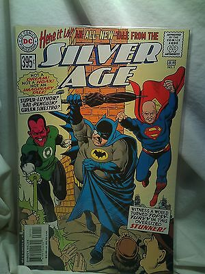 Silver Age 2000 DC Comics issue 1