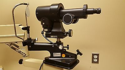 Marco Keratometer 2 Scale SN;17299 (our sticker #2)