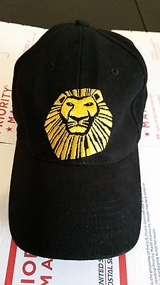 The Lion King the Musical Baseball Hat