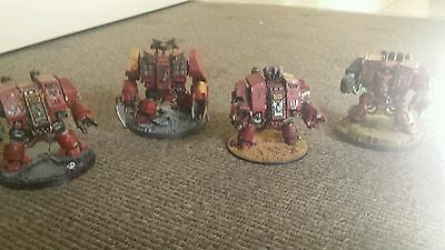 Blood Angels Dreadnoughts