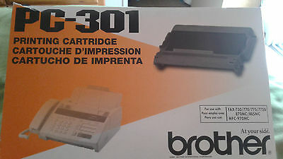 Brother PC-301 Printing Cartridge - New in Box