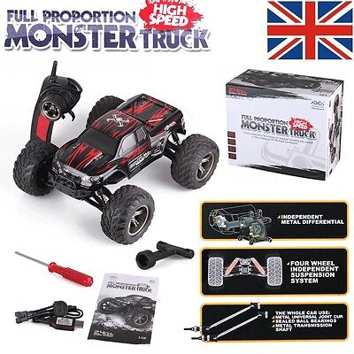 1:12 Scale 2.4G High Speed 4WD RTR OffRoad Buggy RC Car Radio Control Racing Toy