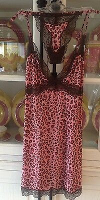 New  COLLETTE DINNIGAN Chic Savage Chemise size 10 RRP $59.95