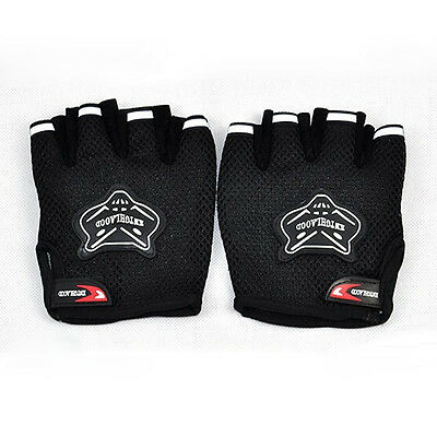 Men Fitness Exercise Workout Weight Lifting Wrist Gym  Gloves Dumbbell Training