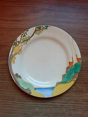 Clarice Cliff Secrets Plate