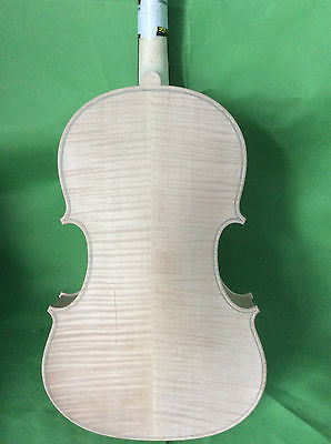 "white viola  16""  Ornati model  nice flamed maple back  NO1"