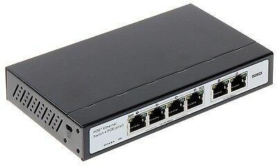 Switch PoE GTS-A1-06-42 6-PORT NEW PROMOTION !!!