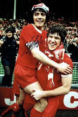 Kevin KEEGAN SIGNED 12x8 Autograph Photo 1 COA AFTAL Liverpool Anfield