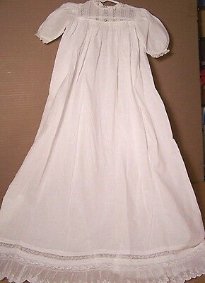 Antique Christening gown very sweet