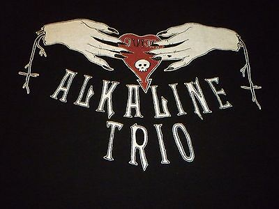 Alkaline Trio Shirt ( Used Size S ) Nice Condition!!!