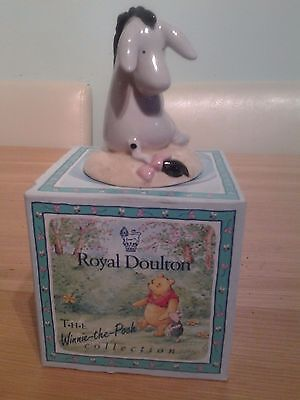 Royal Doulton Eeyore's Tail WP7