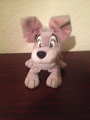 Scamp Lady And The Tramp Soft Toy